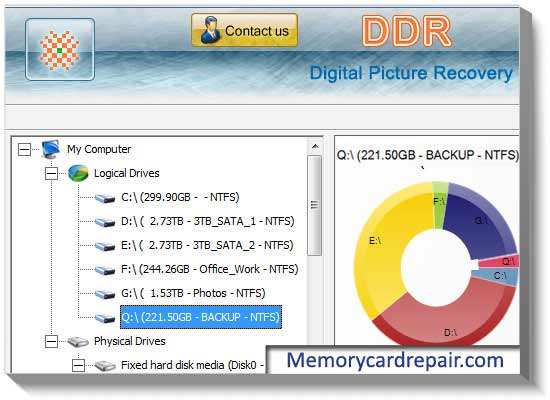 Windows 7 Digital Picture Repair 5.3.1.2 full