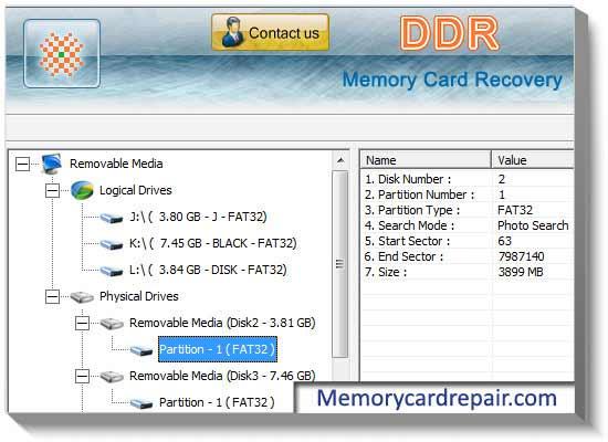 Memory Card Repair 4.8.3.1 full